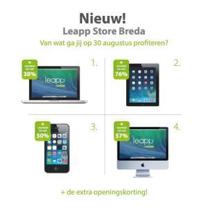 Leapp Breda acties