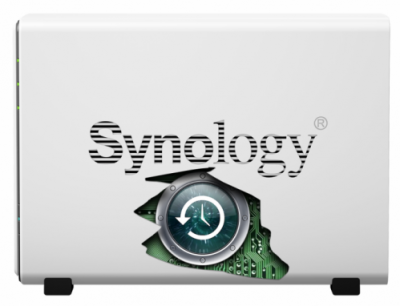 Synology Server Time Machine