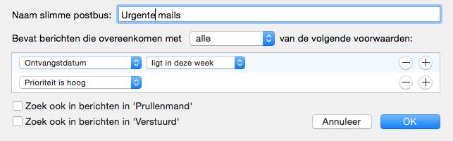 Slimme Postbus Mail