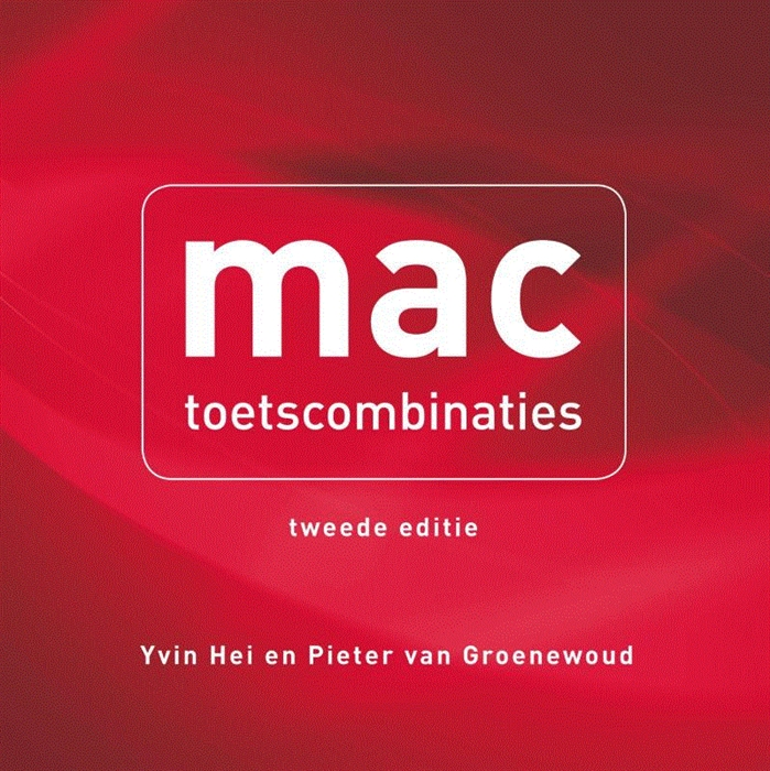 Mac toetscombinaties