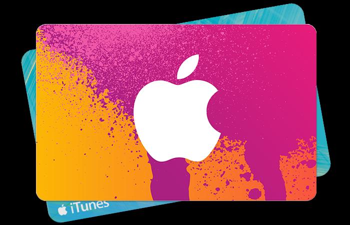 iTunes Cadeaukaarten