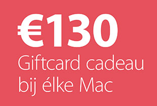 €130 giftcard