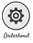 Onderhoud icon